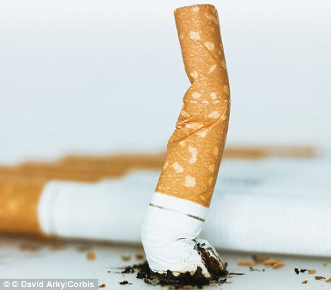 According to the report, advertising messages that make smoking appealing to young people are widespread