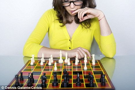 Make your move: A new dress code for chess tournaments means revealing clothes are banned