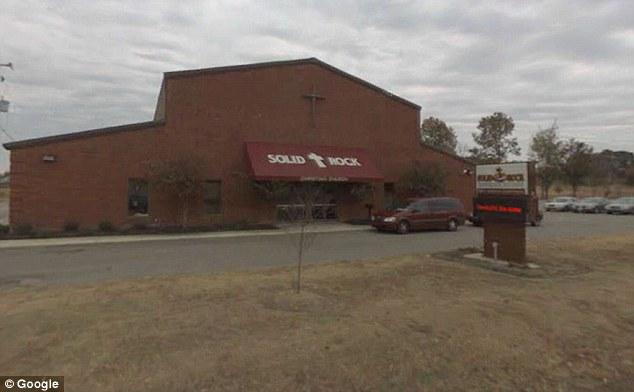 Solid Rock Church near memphis.