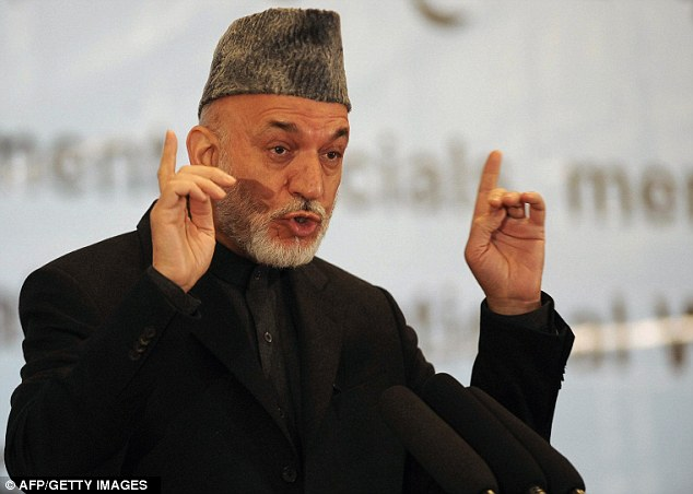 Karzai: These intentional assassinations 'cannot be forgiven'
