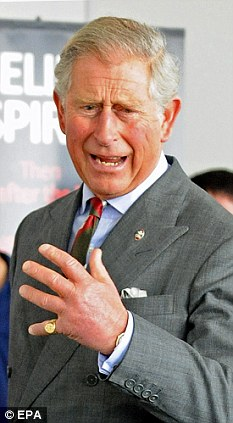 Support: In the past Prince Charles has backed the disciplines of homeopathy, which has now been slammed by an expert in the subject
