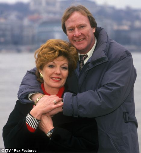 Image result for dennis waterman rula lenska