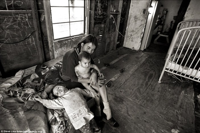 estados unidos pobreza alimentação