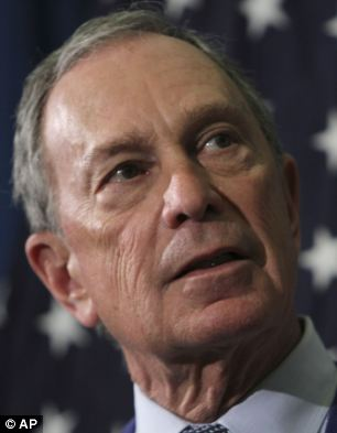 Philanthropist: New York mayor Michael Bloomberg, is committing $220 million to go towards reducing tobacco use in countries with a high number of smokers