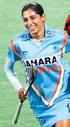 Ritu Rani to lead women¿s hockey team | Daily Mail Online