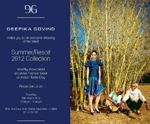 Deepika Govind's invitation has attracted controversy