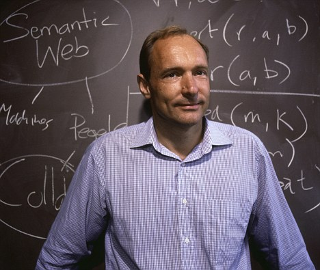 Tim Berners-Lee, inventor of the World Wide Web: The HTTP protocol Berners-Lee and others created is in need of an update - and Microsoft and Google are working on technologies to 'speed up' the web