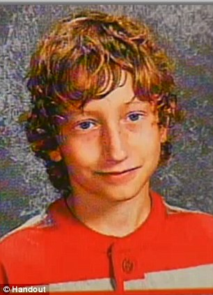 Noah Crooks, the 13-year-old boy who allegedly killed his mother