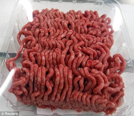 'Pink slime': AFA Foods, which makes products containing the controversial beef substance, has filed for bankruptcy
