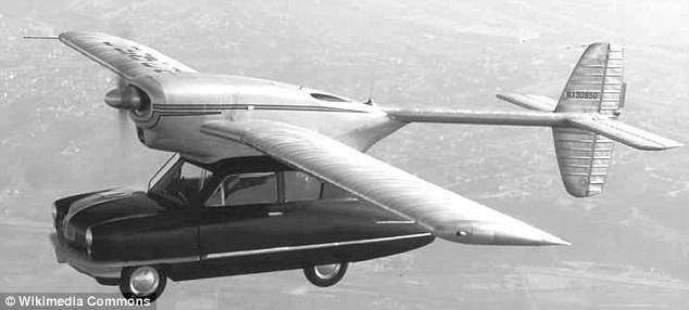 Convair Model 118 ConvAirCar