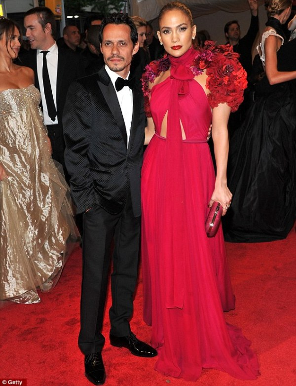 No going back: Marc Anthony files for divorce from ...