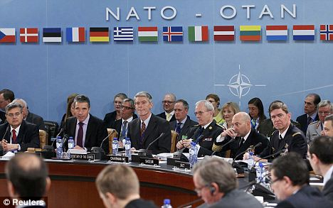 Nato Afghan talks