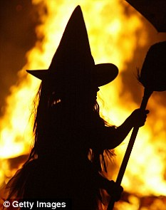 Accused of witchcraft: A Sri Lankan woman faces being beheaded after allegedly casting a spell on a 13-year-old girl during a shopping trip in Saudi Arabia (file picture)