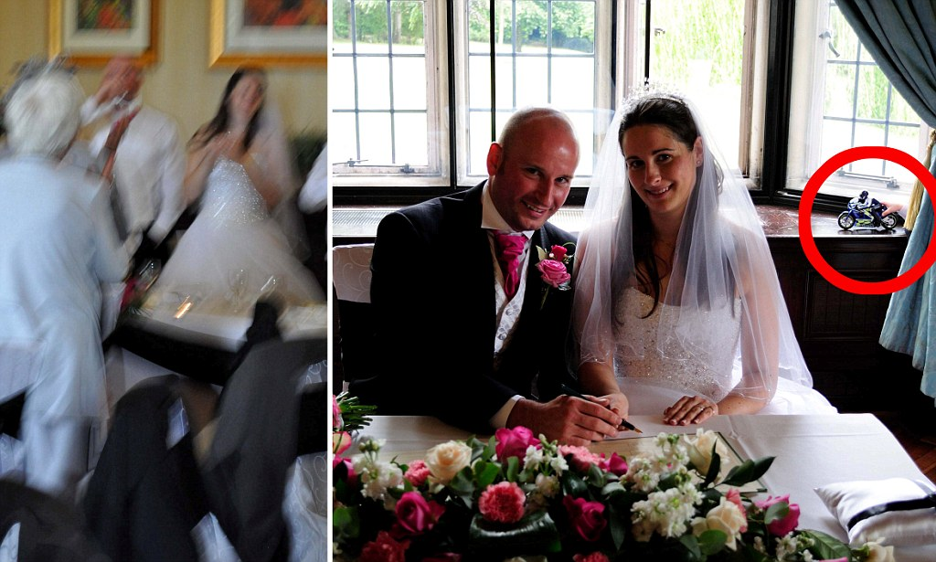 Are These Britain's Worst Wedding Pictures? Newlyweds