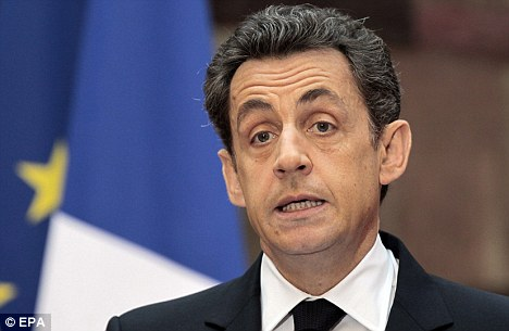 Nicolas Sarkozy has campaigned on the theme of a ¿Strong France¿, but some feel he has helped to erode the country's independence