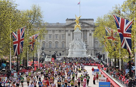 Plymouth People Do Well In London Marathon