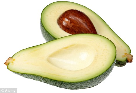 Elixir: Oil from the avocado could have huge health benefits and slow down the ageing process