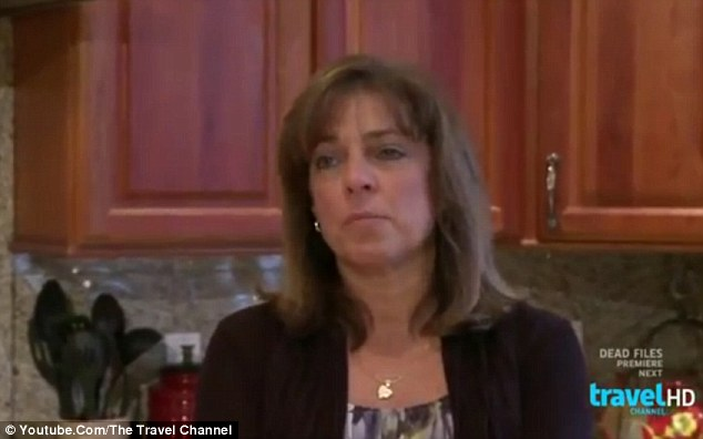Cindy Galka and her daughters Jennifer and Heather have felt a presence in their home and even held hands with a spirit they believe to be the ghost of Melissa