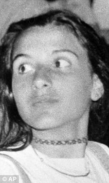 Undated picture Emanuela Orlandi, the daughter of a Vatican employee, believed to have been kidnapped after a music lesson in Rome on June 22, 1983 when she was 15-years-old