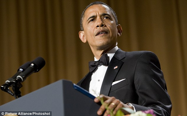 Embroiled: A Colombian dignitary has demanded that President Obama apologise for his secret service staff's actions