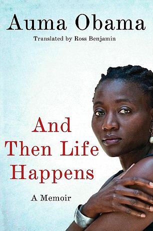 Auma Obama recounts meeting her brother for the first time in the 1980s in Chicago in her memoir And Then Life Happens. While on the trip she told the future president about his parents' communication