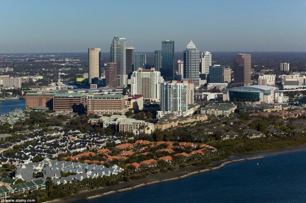 We're going to need more insect repellant! Tampa named ...