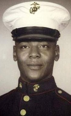 Brutality: Ex-Marine Kenneth Chamberlain died last year after he was shot by stun guns in New York