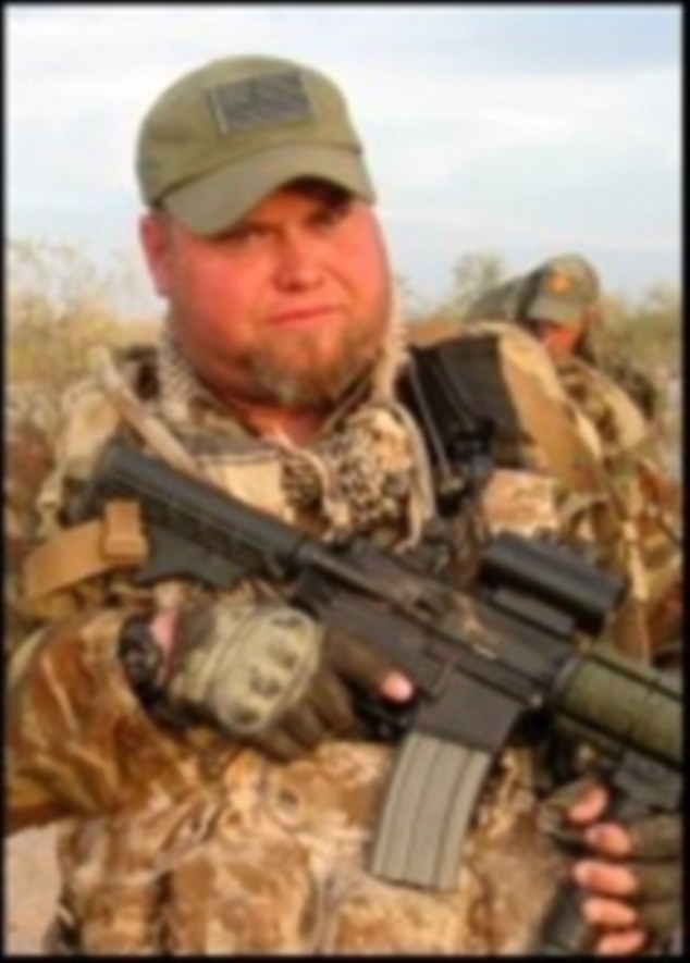 Jason 'J.T.' Ready, a member of the notorious Minuteman Civil Defense Corps apparently turned the gun on himself after killing four people today in Gilbert, Arizona