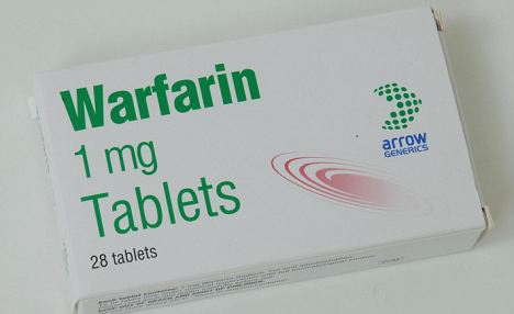 Image result for warfarin