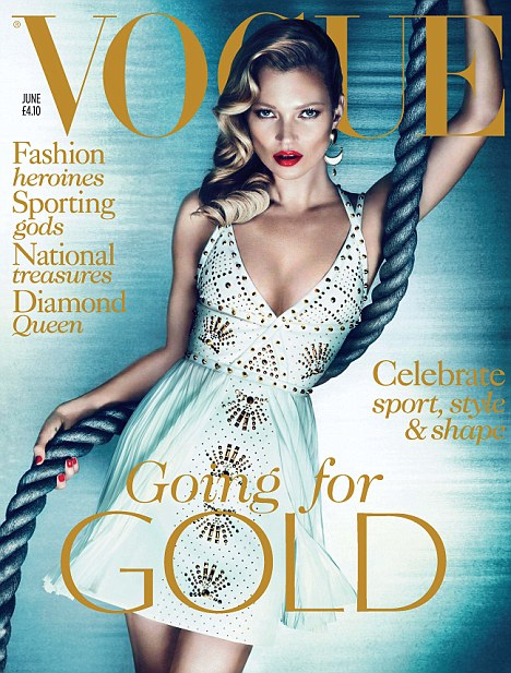 American, French, Chinese and British are among the editions of Vogue that will start following the new guidelines with their June issues