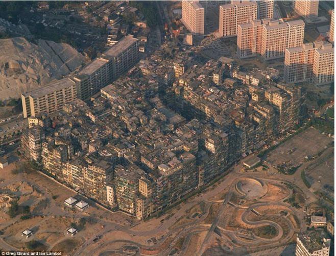 Hong Kong Arkitektur