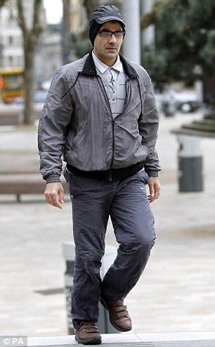 No es culpable: Shah Liaquat llega a Liverpool Tribunal de la Corona para una audiencia previa