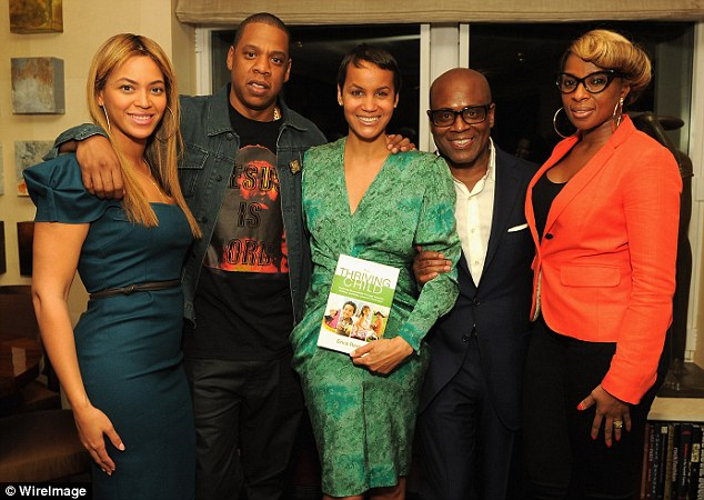 Model parents Beyoncé and Jay-Z show support for friend ...