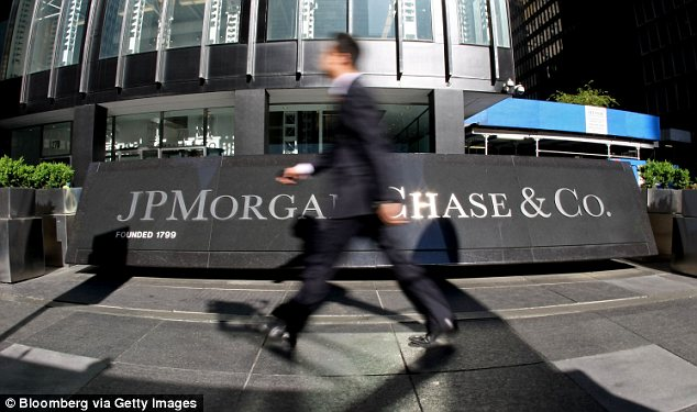 Speculation is mounting that a British-based trader dubbed 'Voldemort' is behind a $2billion loss for America's JPMorgan bank