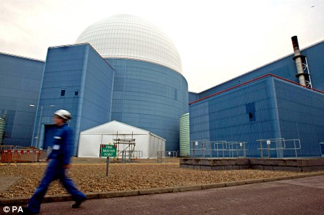 Sizewell B Nuclear Power Station, in Sizewell, Suffolk, is one of only nine operating nuclear power stations in the UK. Under new plans the Chinese government could be about to build several new ones
