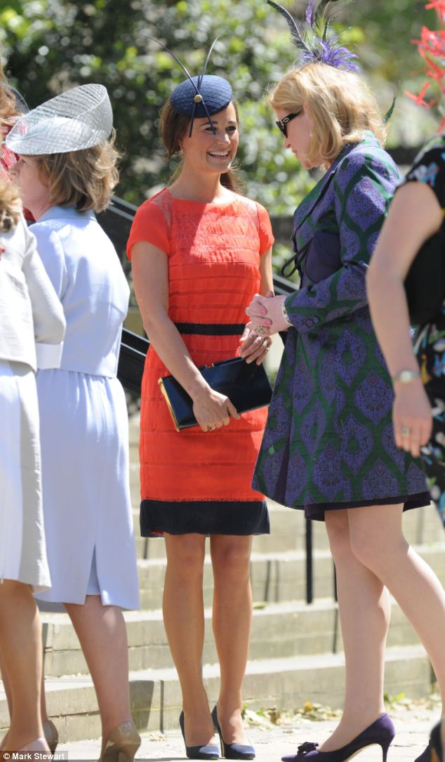 Pippa Middleton Shows Off Her Impeccable Taste At