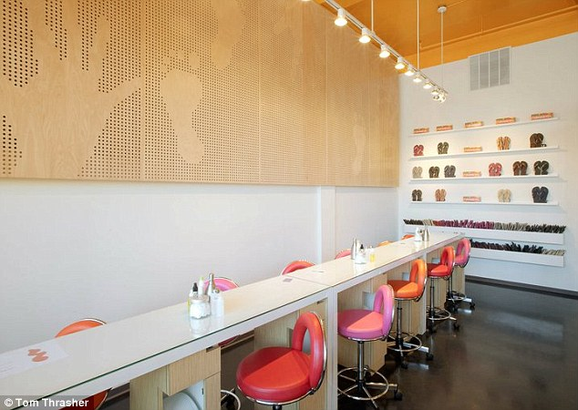 The Nail Salon Chain That Wants To Be The Next Starbucks