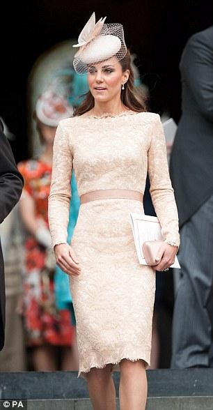 Kate Middleton Asda Dress Sales Rise 35 After Duchess