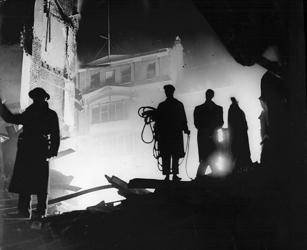 Survivors of the Blitz in London have also been treated for PTSD more than 50 years after it happened