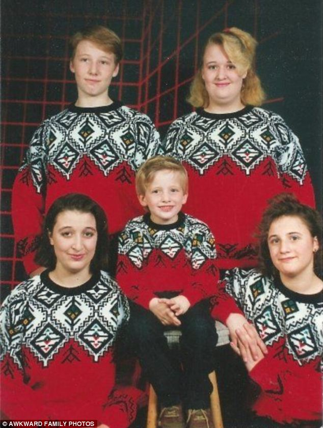 Awkward Family Photos The 80s Edition When Disco And The