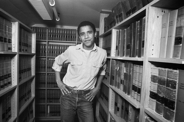 Model student: Obama was taught by Unger when he attended Harvard Law School in 1988