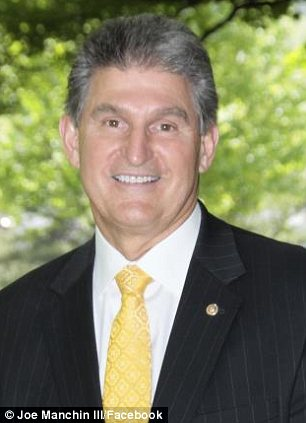 Senator Joe Manchin- West Virginia