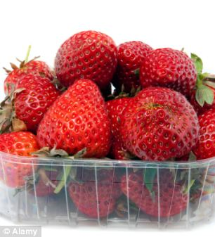 Strawberries is a superfood