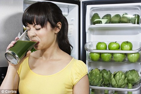You should add fat to your diet: Your body absorbs nutrients better when you eat a little fat with them