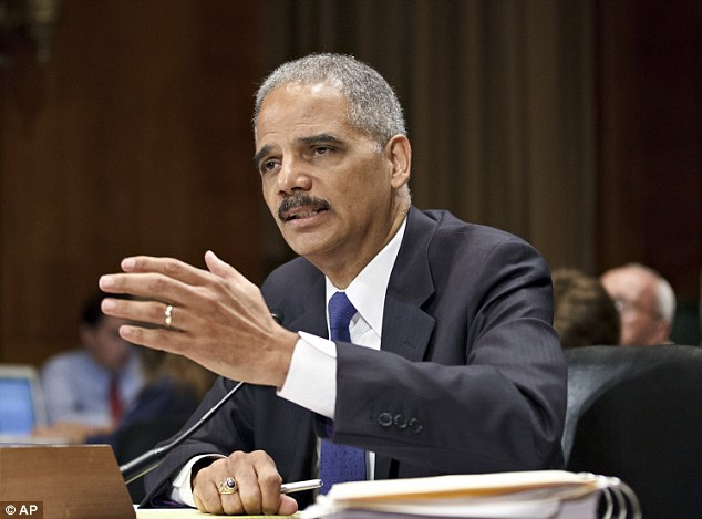 Attorney General Eric Holder testifies on Capitol Hill in Washington. In email exchanges with subordinates in February and March 2011, Attorney General Eric Holder expressed concern that something might have gone wrong in Operation Fast and Furious
