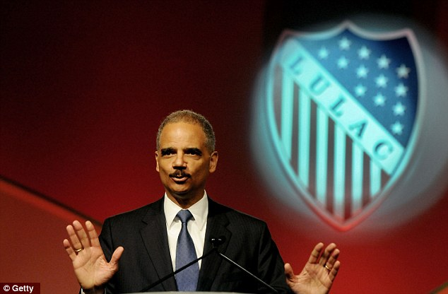 Eric Holder addresses the 83rd LULAC National Convention on June 28, 2012 in Lake Buena Vista, Florida. The House of Representatives has voted today on a contempt of Congress charge against Holder