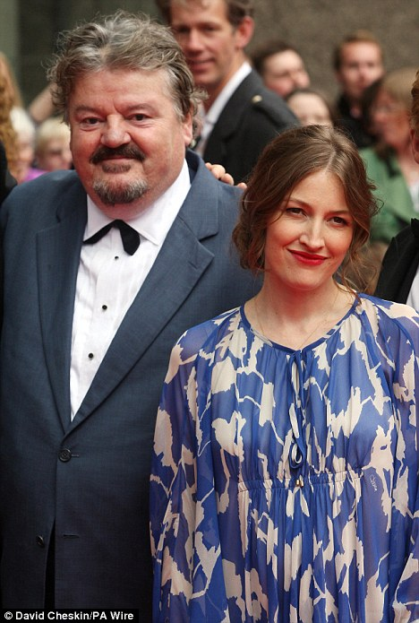 Image result for Kelly Macdonald, Robbie Coltrane