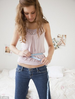 Girls Body Image Affected By Older Peers - Generation Next