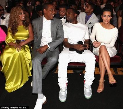 Singer Beyonce Throws Shade At Kim Kardashian In New Song