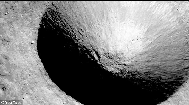 Moon Crater-Nader Nazemi